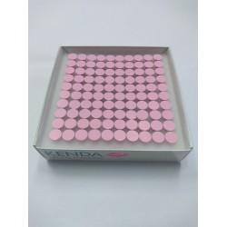 Гуми за полиране диск - розови - KENDA
